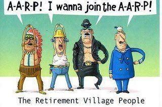 AARP's Here – Does That Mean I'm Old?