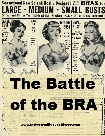 The Battle of the Bra