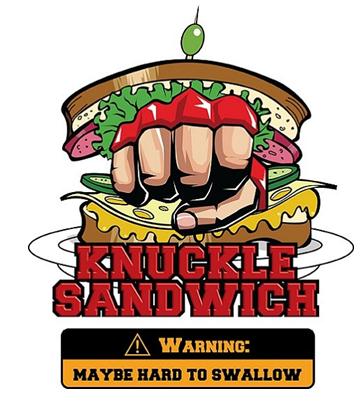 Sandwiched – Make Mine a Knuckle