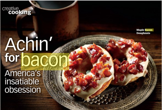 National Bacon Lover's Day is Tomorrow!