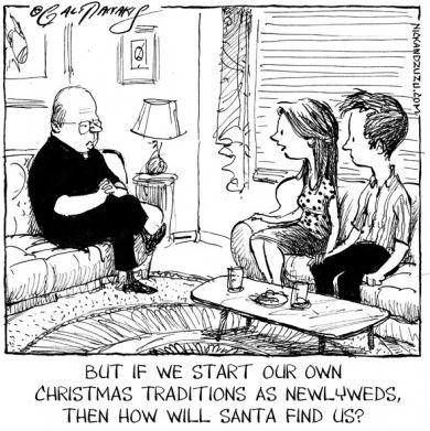 Tradition Still Hold Today?