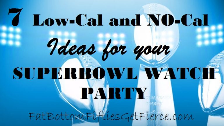 7 Lo-Cal and No-Cal Ideas for Your Super Bowl Watch Party