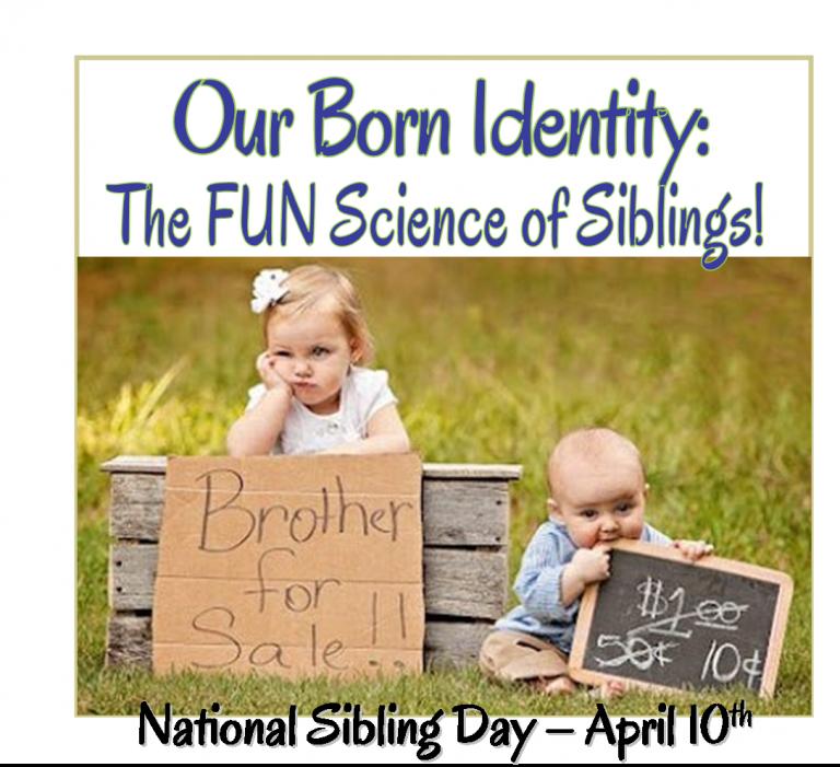 Celebrating Siblings
