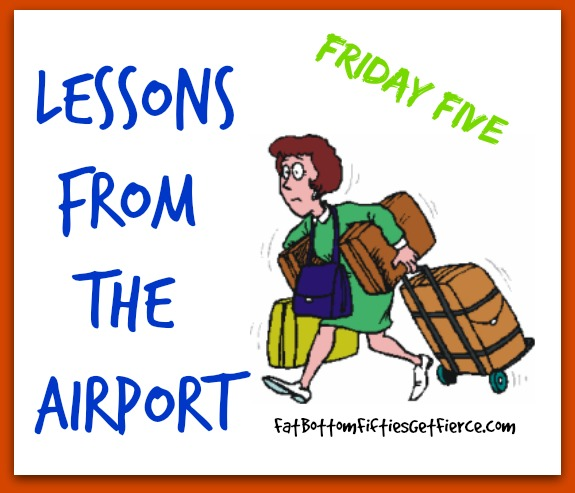 Lessons From the Airport