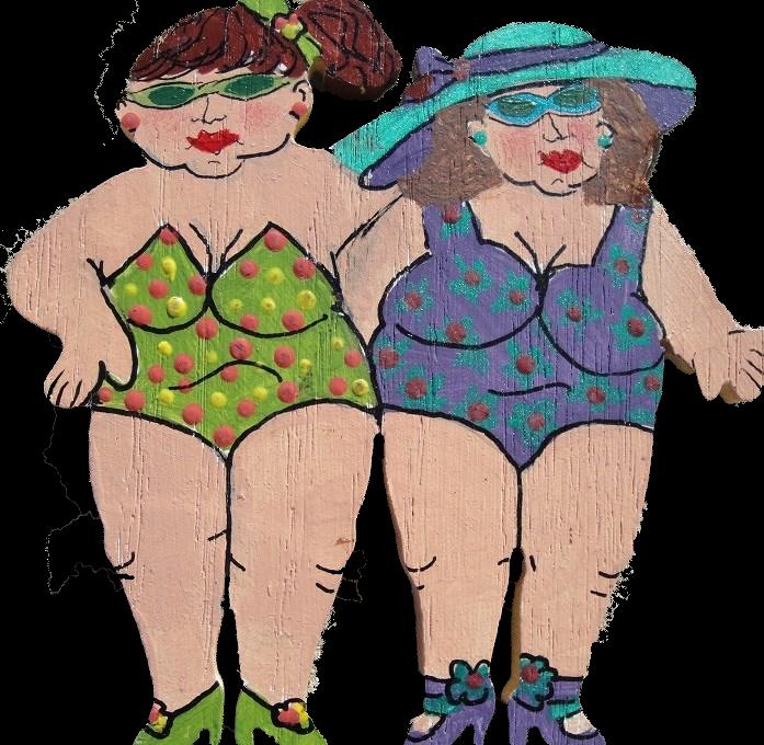 Fat Bottom Fifties Get Fierce!